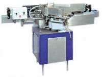 Automatic labeling machine for glass and PET bottles type: ECA – 6